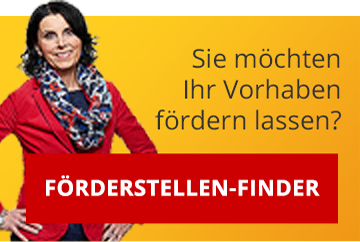 Förderstellen Finder